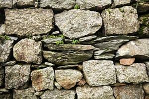 Alternatif Dinding - Keramik Dinding Batu Alam Untuk Hunian Kamu